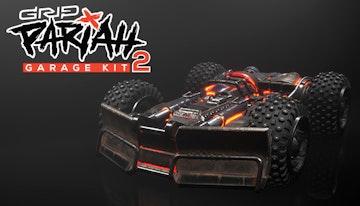 GRIP: Combat Racing - Pariah Garage Kit 2