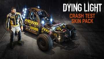 Dying Light - Crash Test Skin Pack