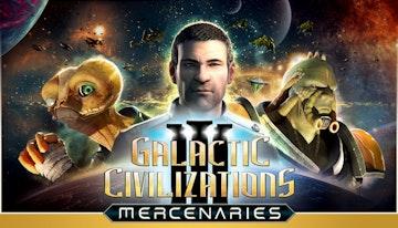 Galactic Civilizations III - Mercenaries Expansion Pack