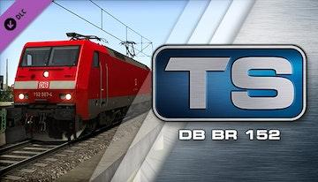 Train Simulator: DB BR 152 Loco Add-On