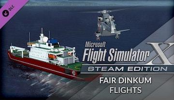 Microsoft Flight Simulator X: Steam Edition: Fair Dinkum Flights Add-On