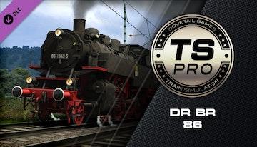 Train Simulator: DR BR 86 Loco Add-On