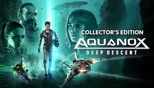 Aquanox Deep Descent - The Collector's Edition