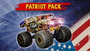 Monster Truck Championship: Patriot Pack