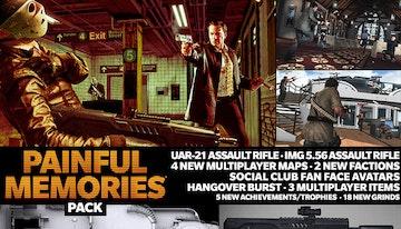 Max Payne 3 - Painful Memories Pack DLC