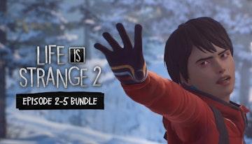 Life is Strange 2 - Episodes 2-5 bundle