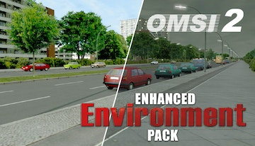 OMSI 2 Add-on Enhanced Environment Pack