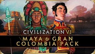 Civilization VI - Maya & Gran Colombia Pack (Mac)