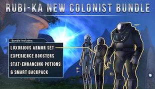 Anarchy Online: Rubi-Ka New Colonist Bundle