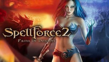 SpellForce 2 Faith In Destiny Digital Deluxe Edition