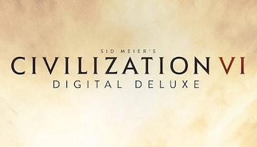 Sid Meier's Civilization® VI: Digital Deluxe (Mac)
