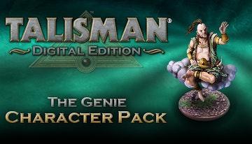 Talisman - Character Pack #4 - Genie