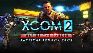 XCOM 2: War of the Chosen - Tactical Legacy Pack