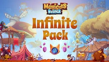 MagiCats Builder Builder - Infinite Pack
