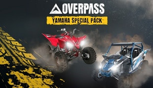OVERPASS™ Yamaha Special Pack (Steam)