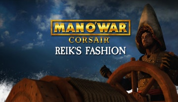 Man O' War: Corsair - Reik's Fashion