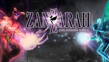 Zanzarah – The Hidden Portal