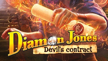 Diamon Jones Devil's Contract