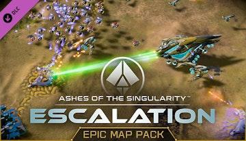 Ashes of the Singularity: Escalation - Epic Map Pack DLC