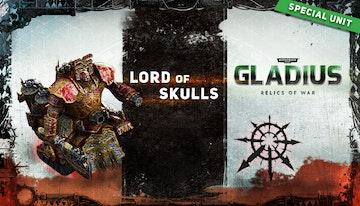 Warhammer 40,000: Gladius - Relics of War - Lord of Skulls