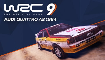 WRC 9 FIA World Rally Championship Audi Quattro DLC