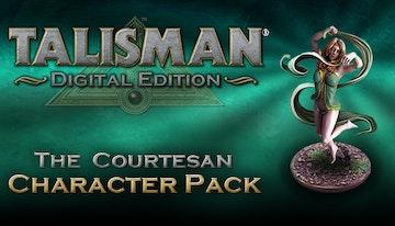 Talisman - Character Pack #2 - Courtesan