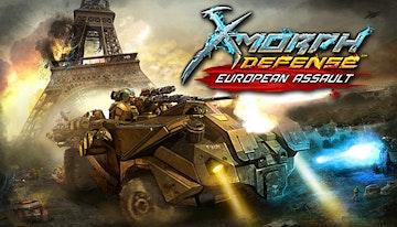 X-Morph: Defense - European Assault