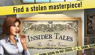 Insider Tales: The Stolen Venus