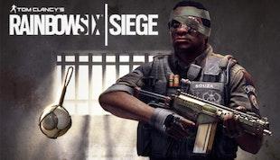Tom Clancy's Rainbow Six® Siege - Capitão Detainee Set