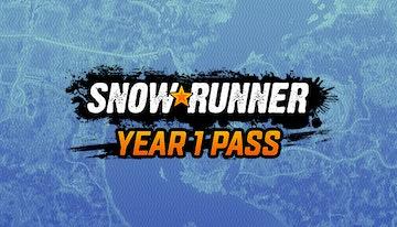 SnowRunner - Year 1 Pass
