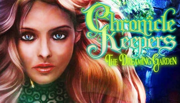 Chronicle Keepers The Dreaming Garden Collectors Edition