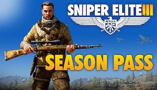 Sniper Elite 3 Season Pass