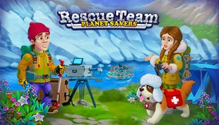 Rescue Team Planet Savers