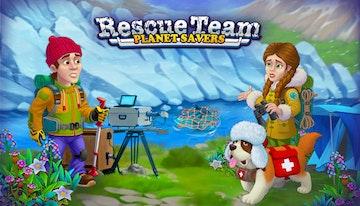 Rescue Team Planet Savers