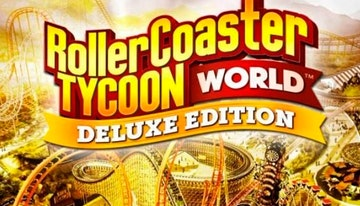 RollerCoaster Tycoon World Deluxe