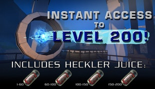 Anarchy Online: Access Level 200 Heckler Juices