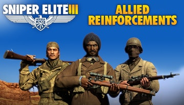 Sniper Elite 3 Allied Reinforcements Outfit Pack