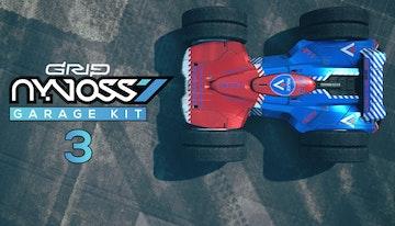 GRIP: Combat Racing - Nyvoss Garage Kit 3
