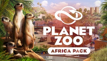 Planet Zoo - Africa Pack