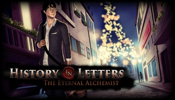 History in Letters - The Eternal Alchemist