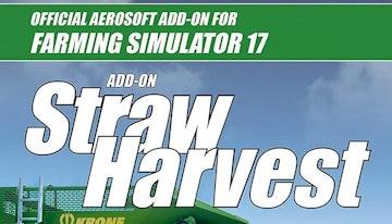 Farming Simulator 17 Add-On Straw Harvest