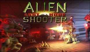 Alien Shooter - Last Hope