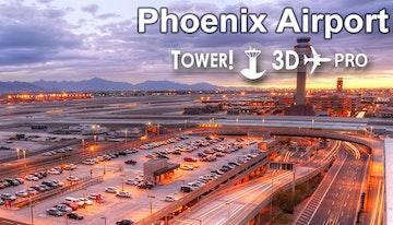 Tower!3D Pro - KPHX airport