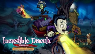 Incredible Dracula: Chasing Love Collector's Edition