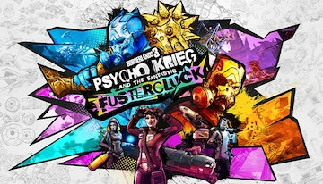 Borderlands 3 - Psycho Krieg and the Fantastic FusterCluck (Steam)