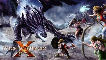 Might & Magic: X Legacy