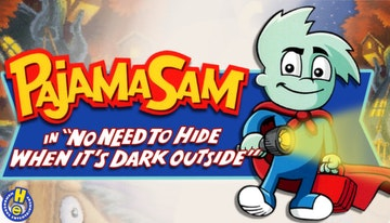 Pajama Sam: No Need to Hide When It's Dark Outside