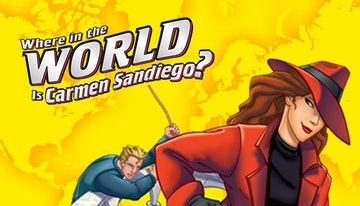 Where in the World is Carmen San Diego?