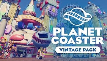 Planet Coaster - Vintage Pack (Mac)