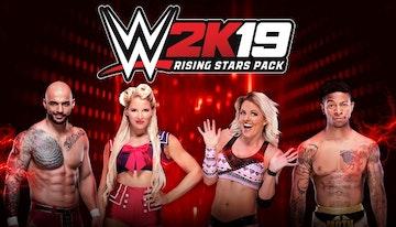WWE 2K19 Rising Stars Pack